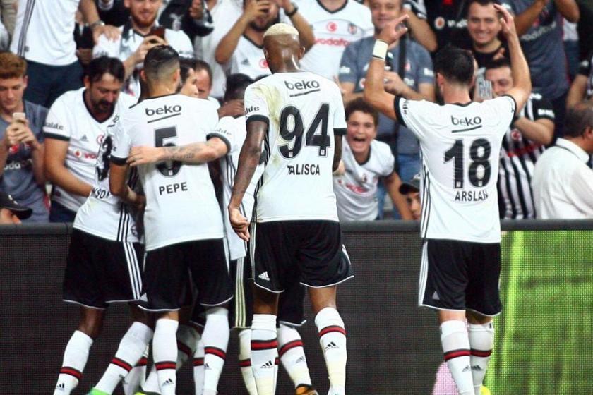 Beşiktaş Konyaspor'u evinde rahat geçti