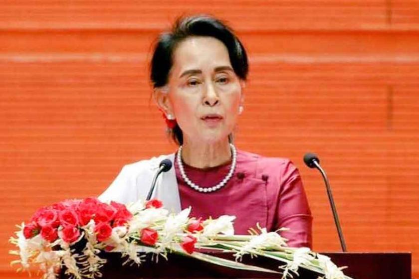 Myanmar lideri Kyi: Uluslararası incelemelerden korkmuyoruz