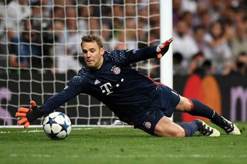Manuel Neuer, ocak ayına kadar yok