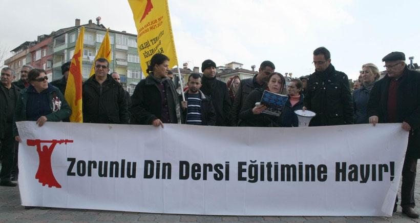 'AKP karma eğitimi kaldırmak istiyor'