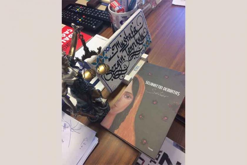 Demirtaş'ın Seher kitabı CHP'li vekillere gönderildi