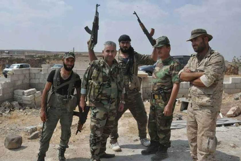'Suriye ordusu, İsrail uçaklarına müdahale etti'
