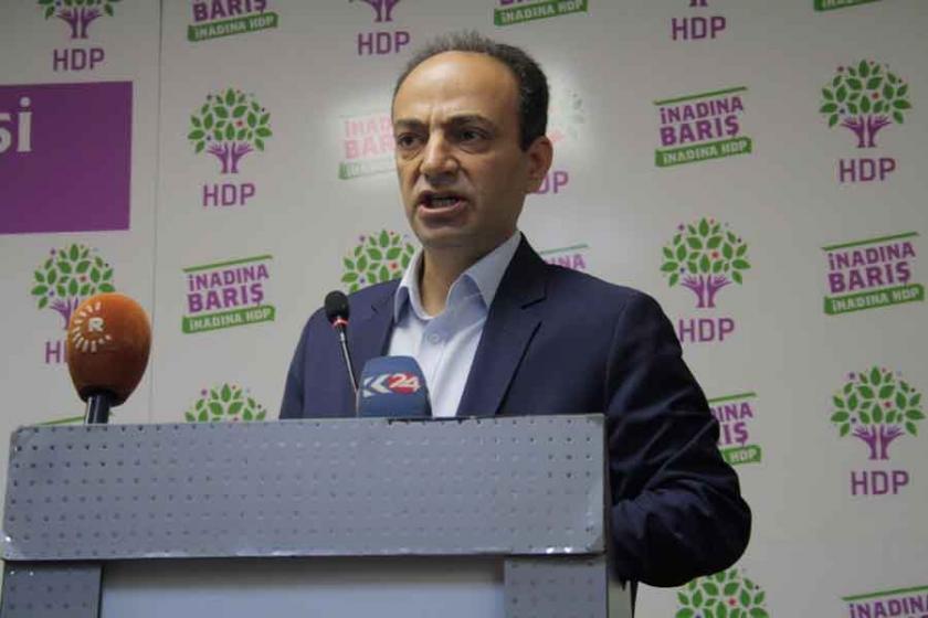 HDP'den barış içinde yaşamak hakkı tesisi için kanun teklifi