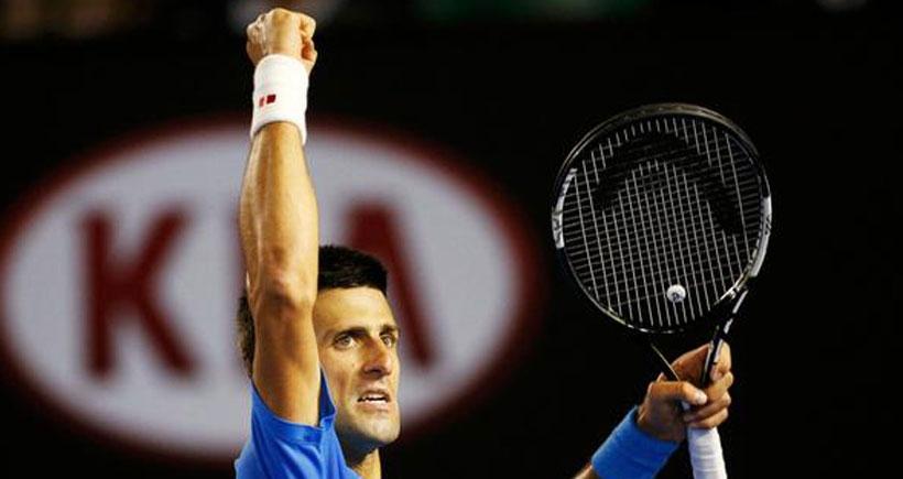 Avustralya Açık'ın şampiyonu Novak Djokovic oldu