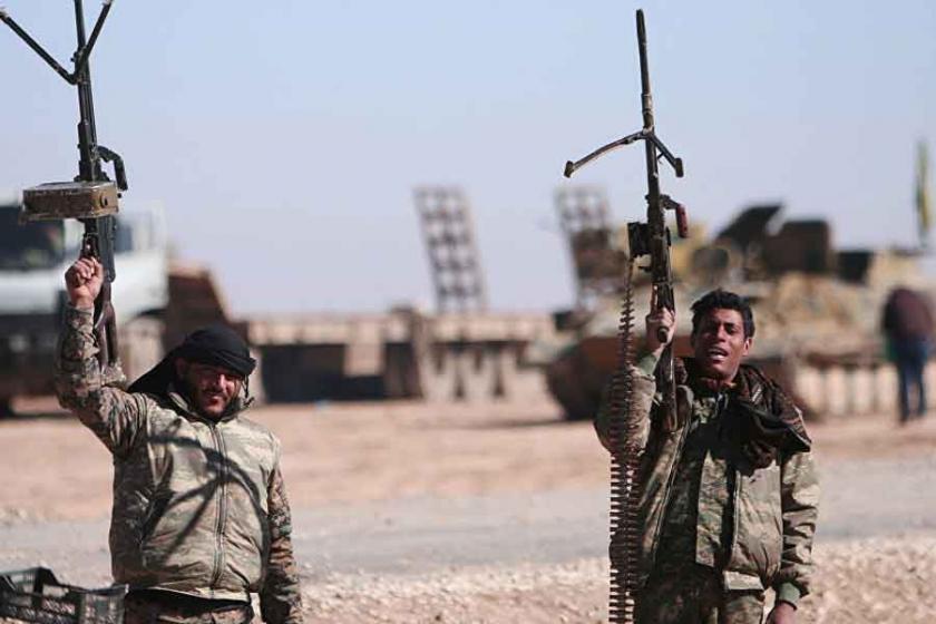 SDG: En büyük iki gaz üretim tesisi IŞİD'den kurtarıldı