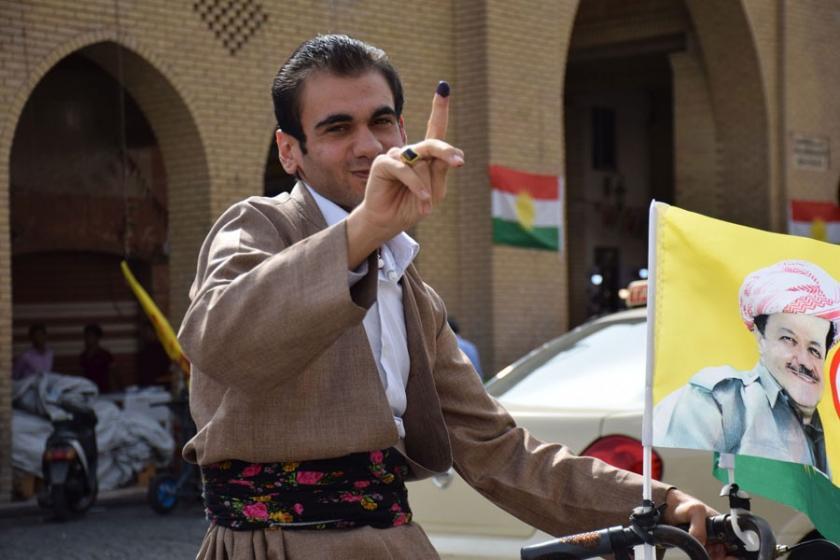 Erbil'den referandum notları