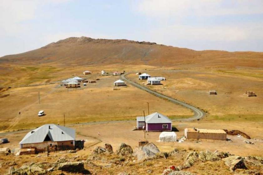 Bölgede 'yasak' nedeniyle saman bulunamıyor