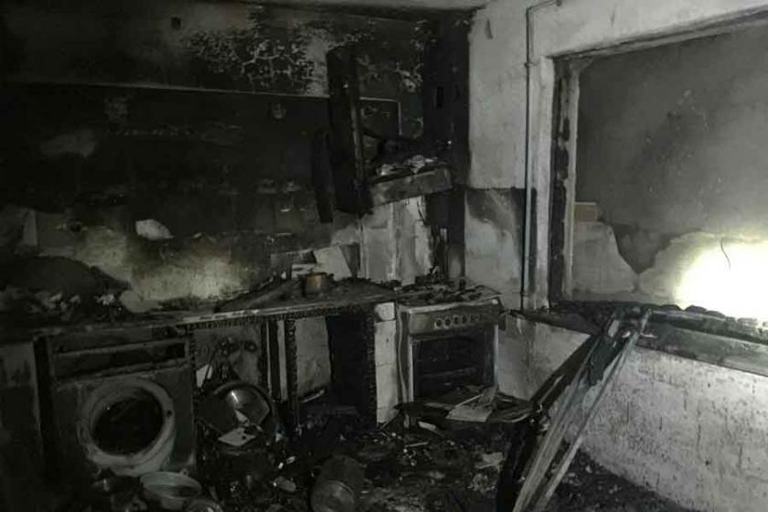 Bursa'da evde doğal gaz patlaması: 3 yaralı