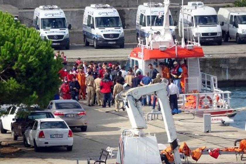 Kocaeli'deki tekne faciasına ilişkin 1 kişi gözaltına alındı