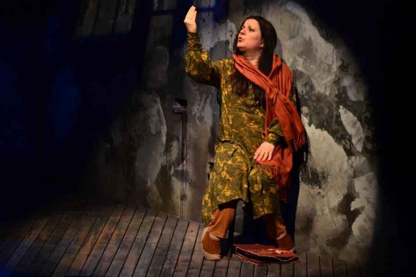 Bakırköy Belediye Tiyatroları oyunu Ukrayna'ya gidiyor