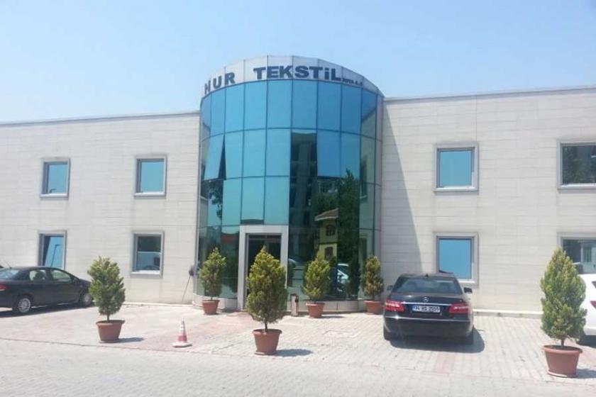 Nur Tekstil işçileri hakkını istiyor