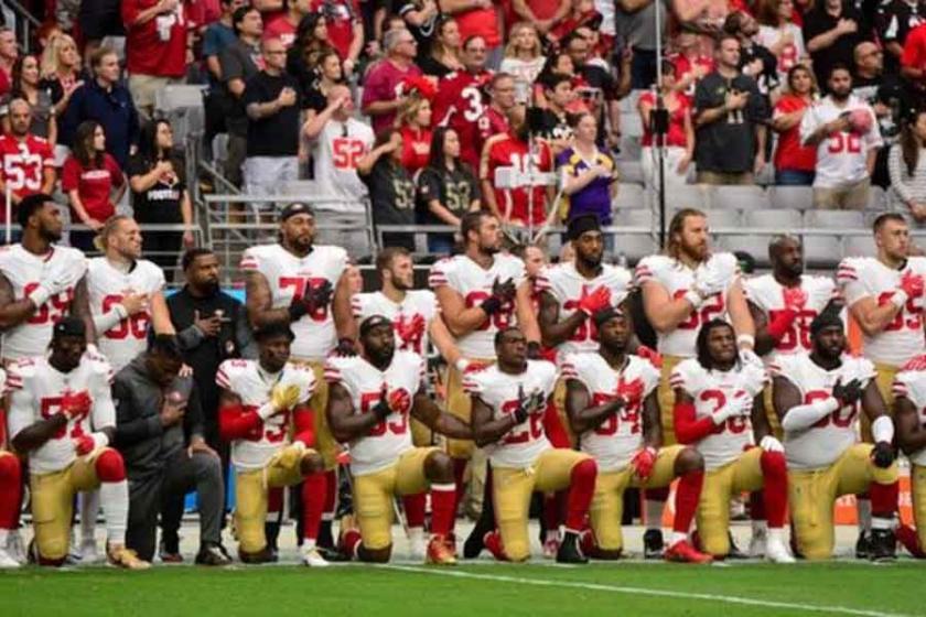 NFL'de ırkçılık ve eşitsizliğe karşı protestolar sürüyor