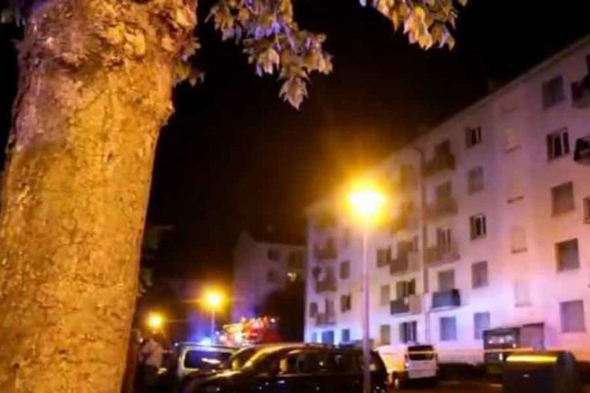 Fransa'da yangın: 4'ü çocuk 5 ölü