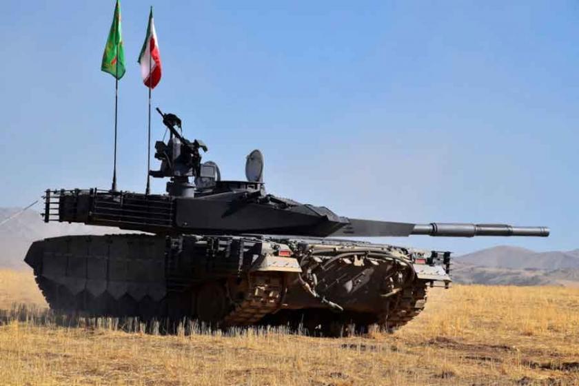 İran'dan IKBY sınırına tank sevkiyatı