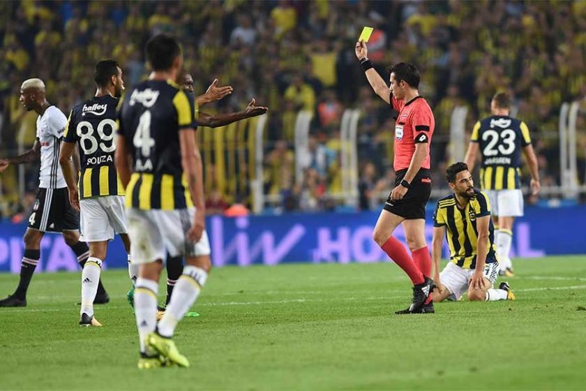 Süper Lig'de hangi takım kaç kart gördü?
