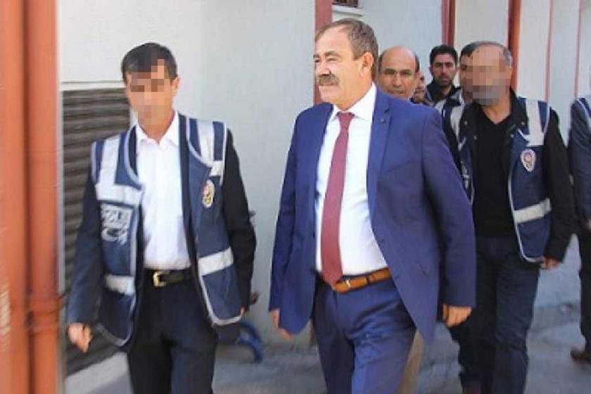 Akdeniz Belediye Eş Başkanı Türk tutuklandı