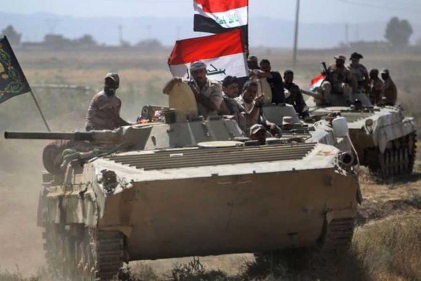 Irak ordusu Havice'yi IŞİD'den geri aldığını duyurdu
