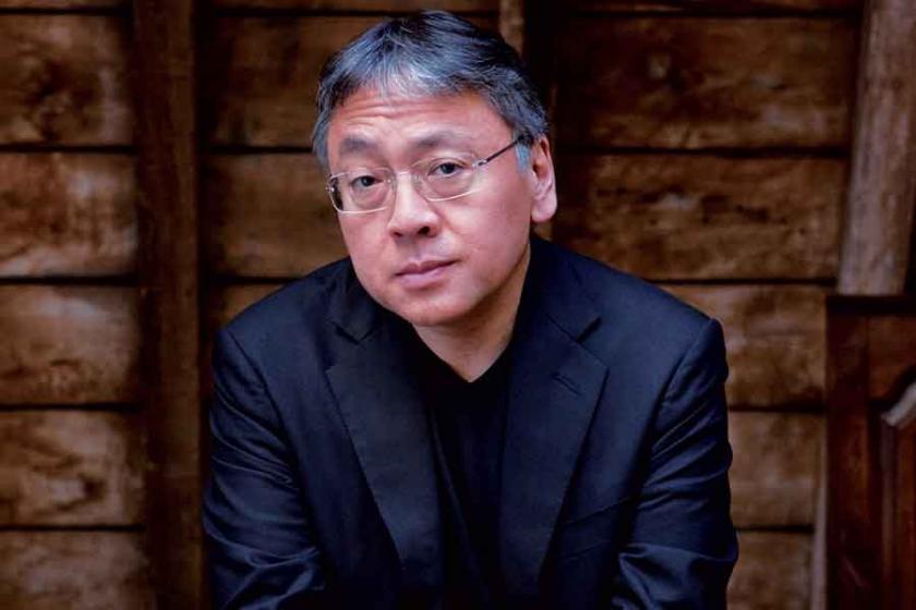 2017 Nobel Edebiyat Ödülü Kazuo Ishiguro'ya verildi