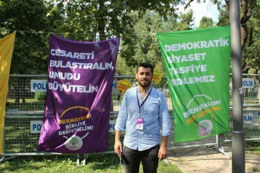 Melih Altınok paylaştı, HDP yöneticisi tutuklandı