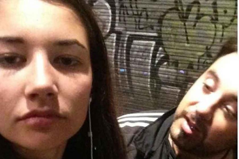 Tacizci erkekleri selfie ile ifşa ediyor