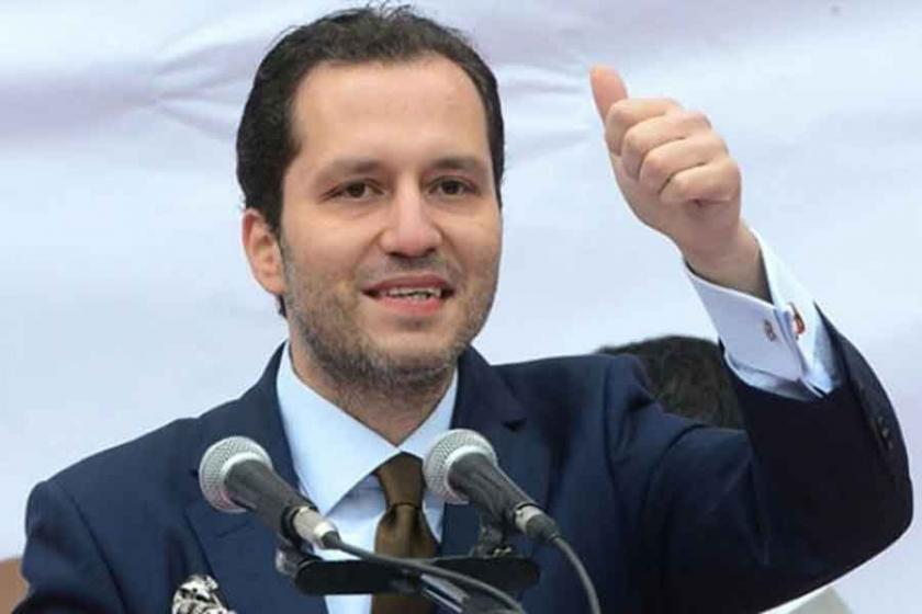 SP'ye haciz koyduran Fatih Erbakan'dan yeni parti sinyali