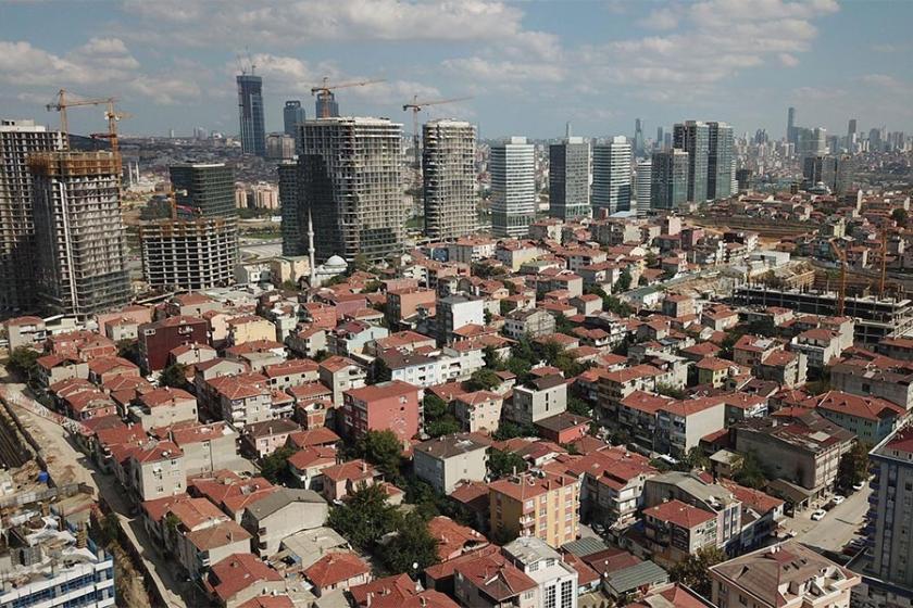 Fikirtepe'de kentsel dönüşüm esnafı da mağdur etti