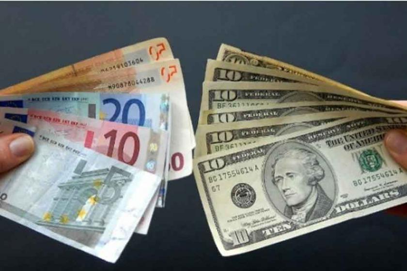 IMF ve Katalonya etkisiyle dolar ve avro yükseldi