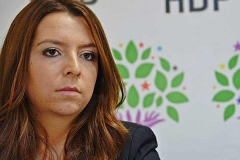 HDP'li vekil Burcu Çelik Özkan'a 6 yıl ceza