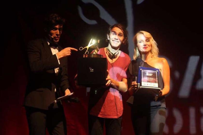 Kısakes Film Festivali Ödülleri sahiplerini buldu