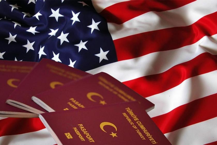 ABD Türkiye vatandaşlarına sınırlı vize vermeye başladı