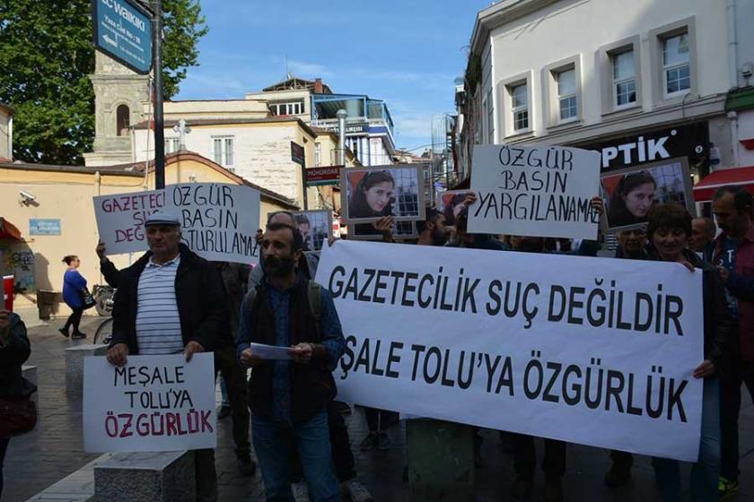 Meşale Tolu'nun avukatı: Delil yok, serbest bırakılmalı