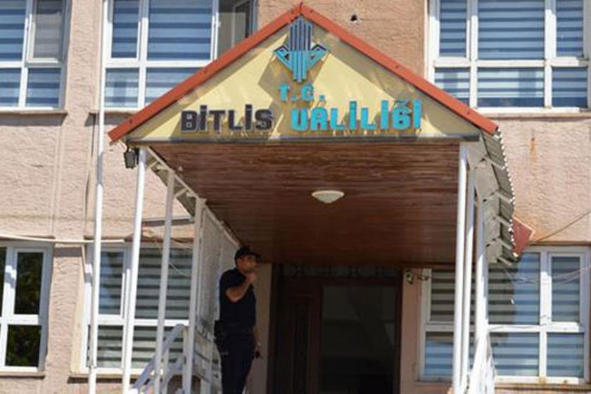 Bitlis Valiliği 27 köyde sokağa çıkma yasağı ilan etti