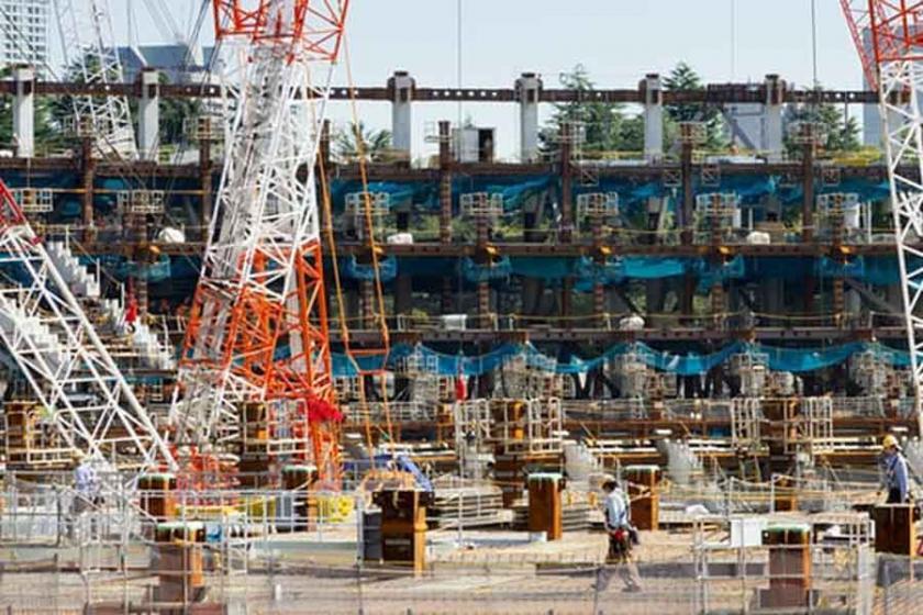 Japonya'da olimpiyat stadı inşasında fazla mesai intiharı
