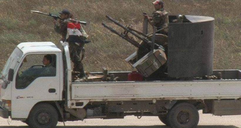Nusra'nın Zahra saldırısı püskürtüldü
