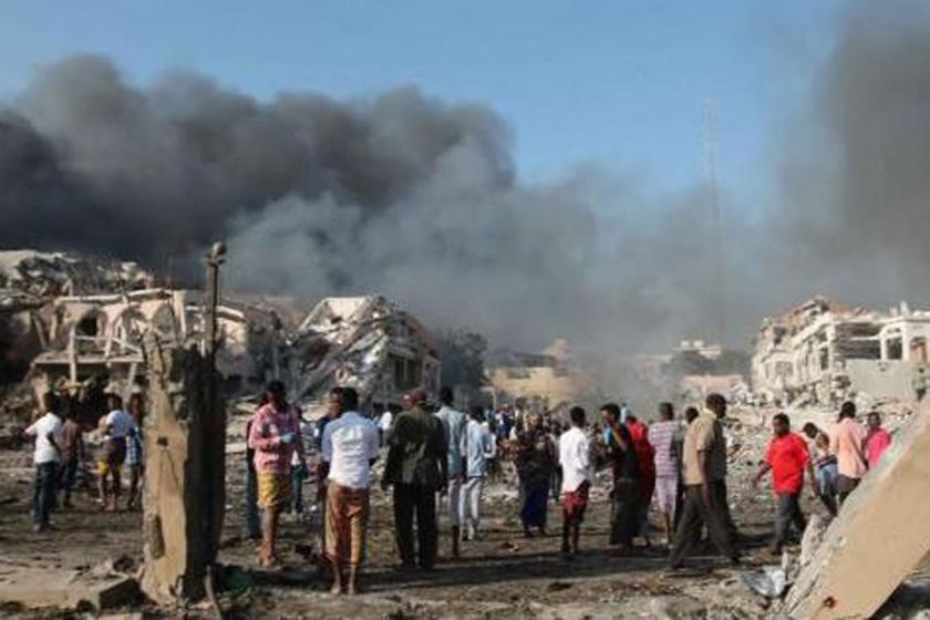 Somali'deki patlama Türk askeri üssü için planlandı iddiası
