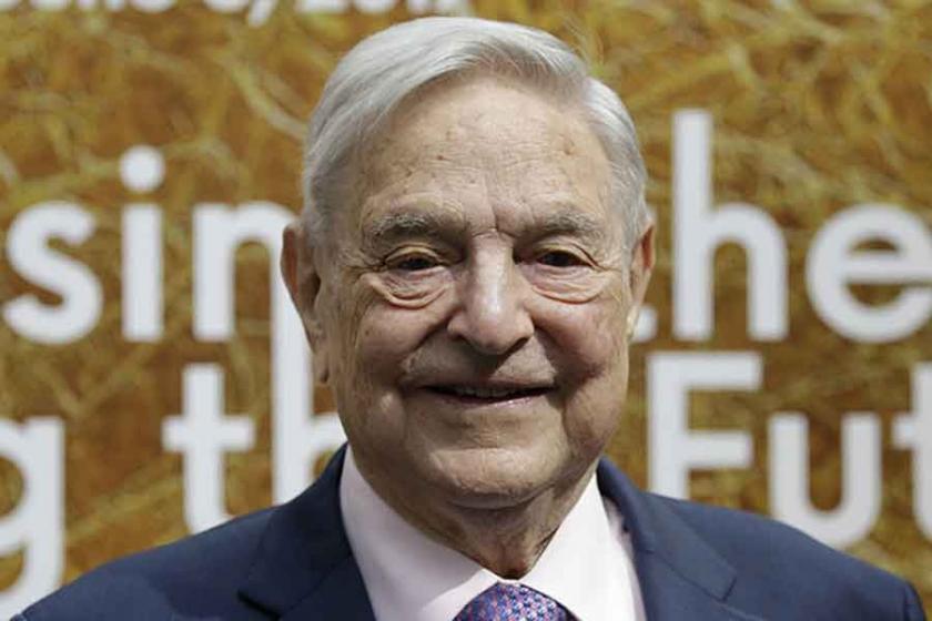 Soros'tan Açık Toplum Vakfı'na 18 milyar dolar