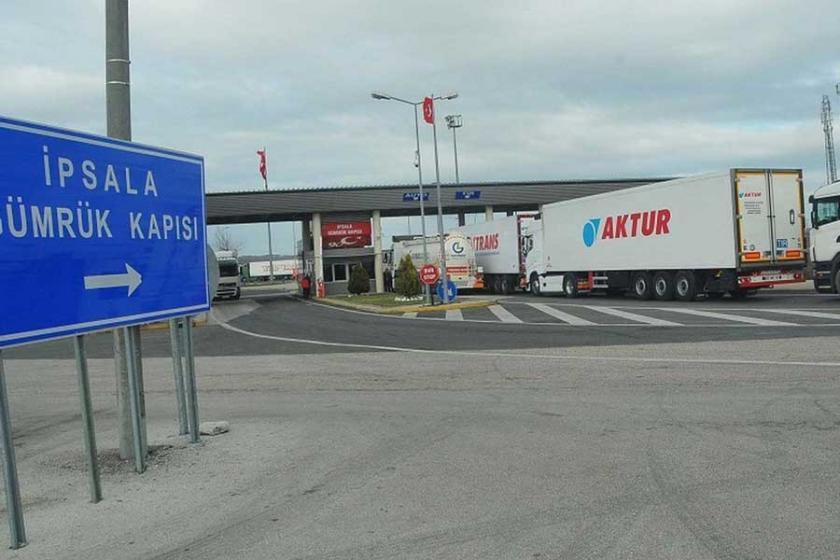 Yunanistan'daki grev nedeniyle sınır kapıları kapalı olacak