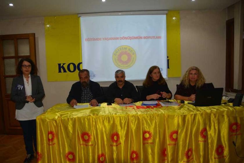 KODA'da eğitim paneli