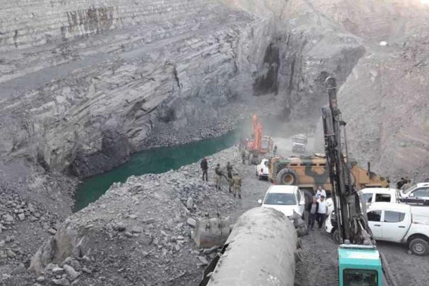 Şırnak'ta madencilerin bugüne kadar hayatta kalmaları mucize
