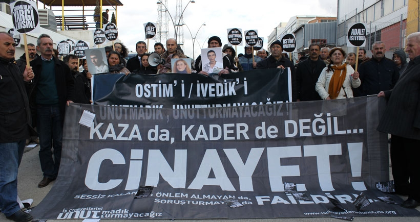 OSTİM-İvedik katliamının 4. yılında adalet arayışı sürüyor