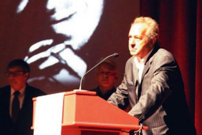 Turhan Günay'a Barış Ödülü verildi
