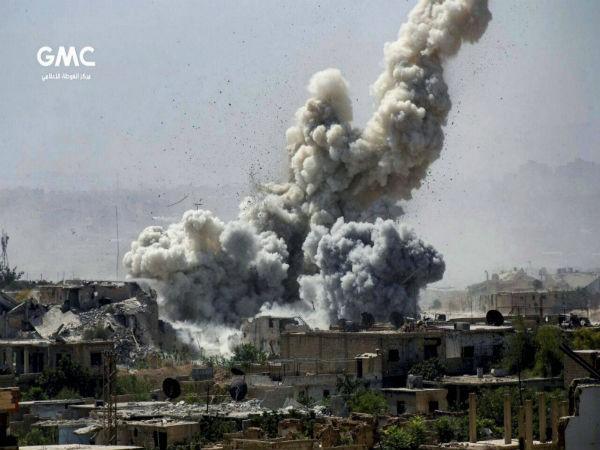 Suriye'deki savaşta 2017'de 39 bin kişi öldü