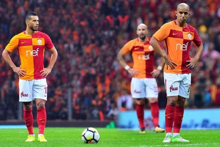 Galatasaray'da gözler Trabzonspor'a döndü