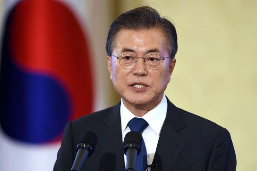 Güney Kore: Bir başkanve sermayenin doğası