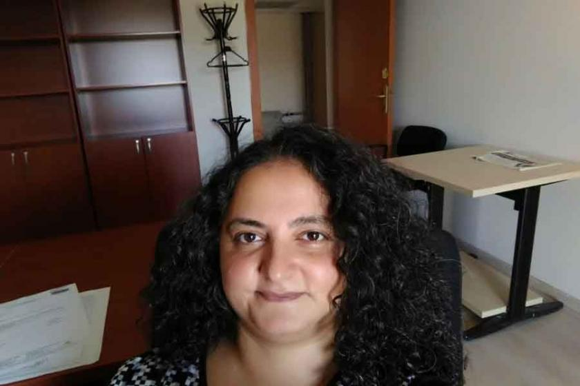 Barış imzacısı Akademisyen Ergüzeloğlu işine geri döndü