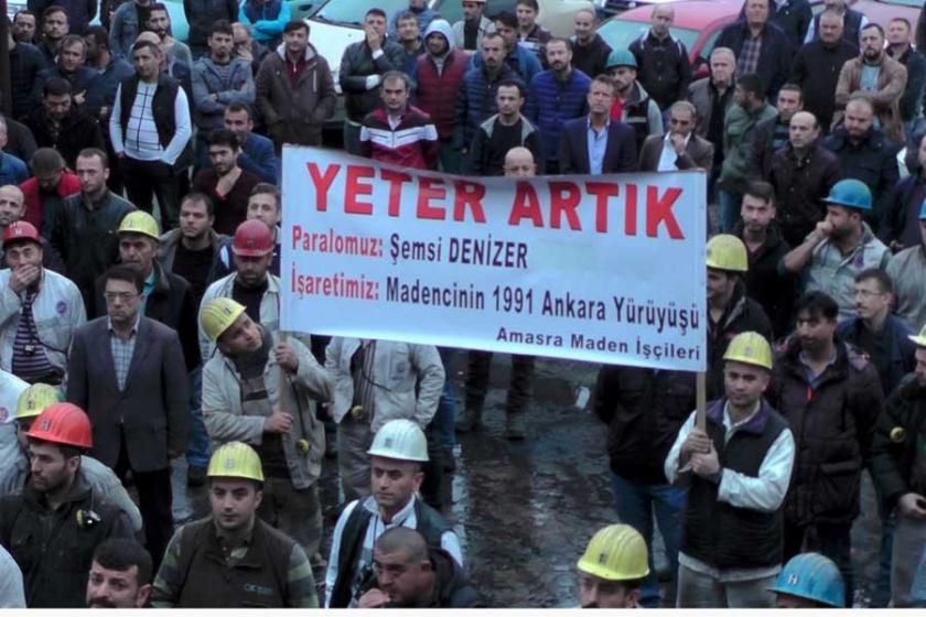 Zonguldak direnişe hazırlanıyor
