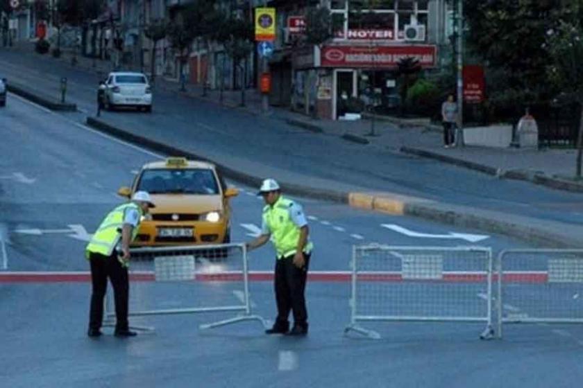 29 Ekim Pazar günü İstanbul'da trafiğe kapatılacak yollar