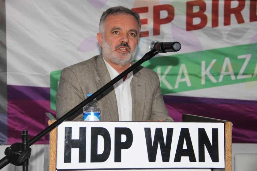Ayhan Bilgen: Öcalan'a uygulanan tecrit provokasyondur