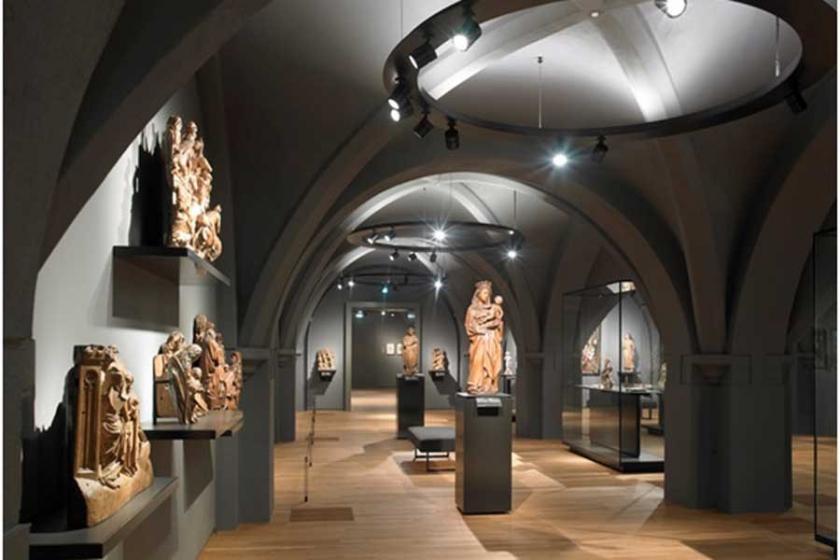 Müze ziyaretçi sayısı 10 milyon kişi azaldı