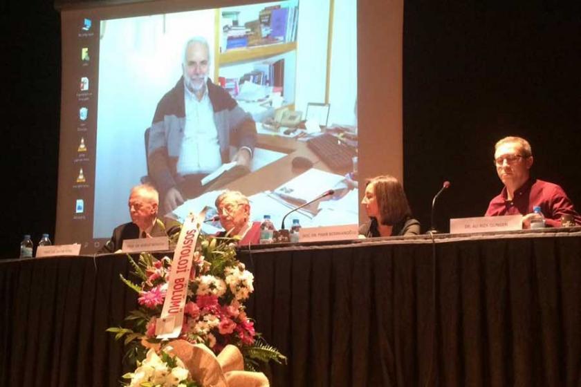 Doç. Dr. Galip Yalman'ın emekliliği onuruna panel